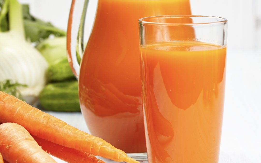 Go -To Carrot Juice