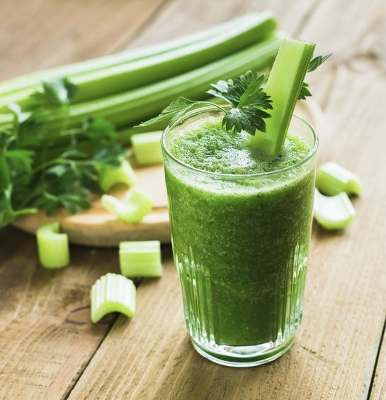 Healing Cancer Green Juice
